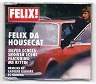 Felix Da Housecat Maxi-CD Silver Screen Shower Scene Ms Kittin incl. REMIXES