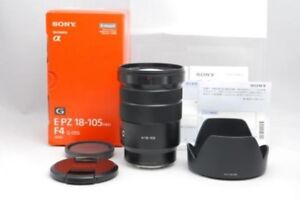 SONY-SELP18105G-E-PZ-18-105mm-F4-G-PZ-OSS-G-Series-Lens-Japan-Model-EMS-F-S