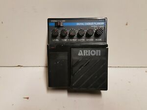 80's Arion Digital Chorus/flanger Dcf 1-made In Japan-afficher Le Titre D'origine