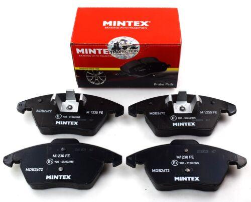 MINTEX FRONT BRAKE PADS FOR CITROEN PEUGEOT MDB2672 REAL IMAGE OF PART
