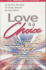 Love is a Choice by Frank Minirth, Robert Hemfelt, Paul Meier (Paperback, 1989)