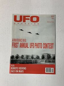 Vintage-UFO-Magazine-Sept-1998-First-Annual-UFO-Photo-Contest