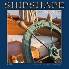 Shipshape: Nautical Elements 2012 Mini (calendar)