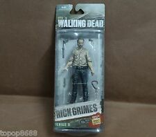 McFarlane Toys The Walking Action Figures Dead TV Series 8 Rick Grimes Action