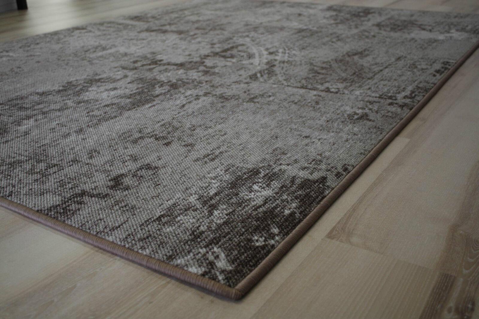 Patchwork Teppich Teppichboden Teppichboden Teppichboden Beige 200x270 cm cae8d4
