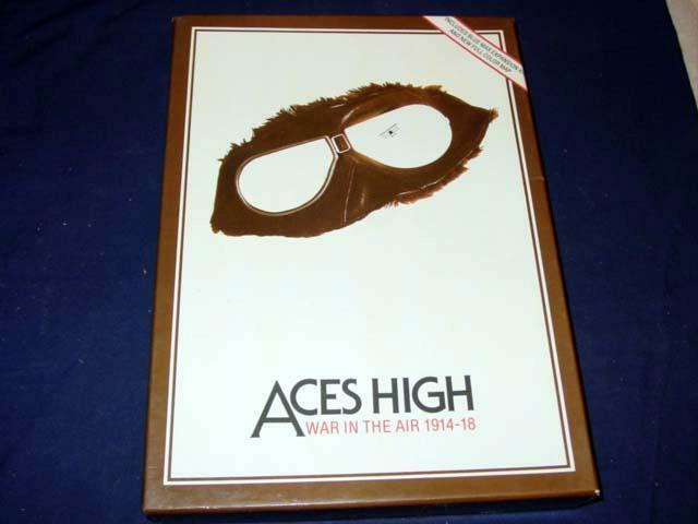 Simulation Games - ACES HIGH - War in the Air 1914-1915 WW1   50% UNPUNCHED