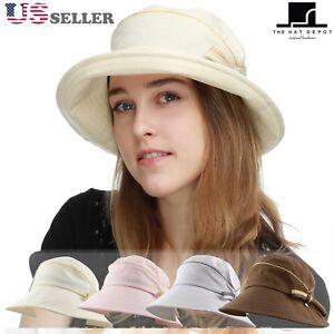 Image is loading BLACK-HORN-Ladies-Packable-Women-039-s-Wide- 5ae28c0d070