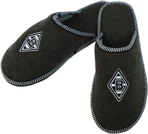 Unisex-Pantoffeln-Gr-36-37-46-47-VFL-BORUSSIA-MONCHENGLADBACH-NEU