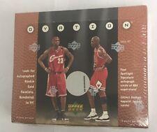 2006-07 Upper Deck Ovation Factory Sealed Basketball NBA Hobby Box