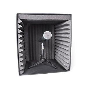 New PSIB27 Sound Recording Booth Box, Studio Soundproofing ...