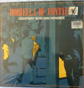 Jimi Hendrix Doriella Du Fontaine Original Vinyl UK 1984