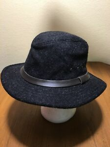 Image is loading NWOT-Filson-Wool-Packer-Hat-Mens-Small-USA- 54d0ce904