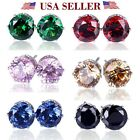 BUY 1 GET 2 FREE - Women Fashion Jewelry 1 pair Crystal Rhinestone Stud Earrings
