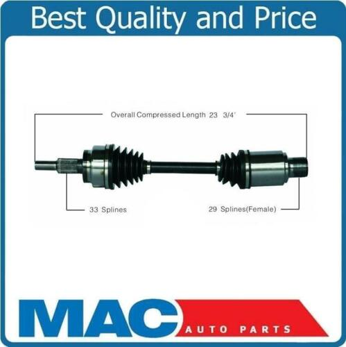 2006-11 Dodge Ram 1500 Front Left or Right CV Drive Axle Shaft Constant Velocity