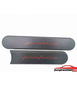 Kit-de-2-Custodes-noires-PEUGEOT-205-CTI-Pininfarina