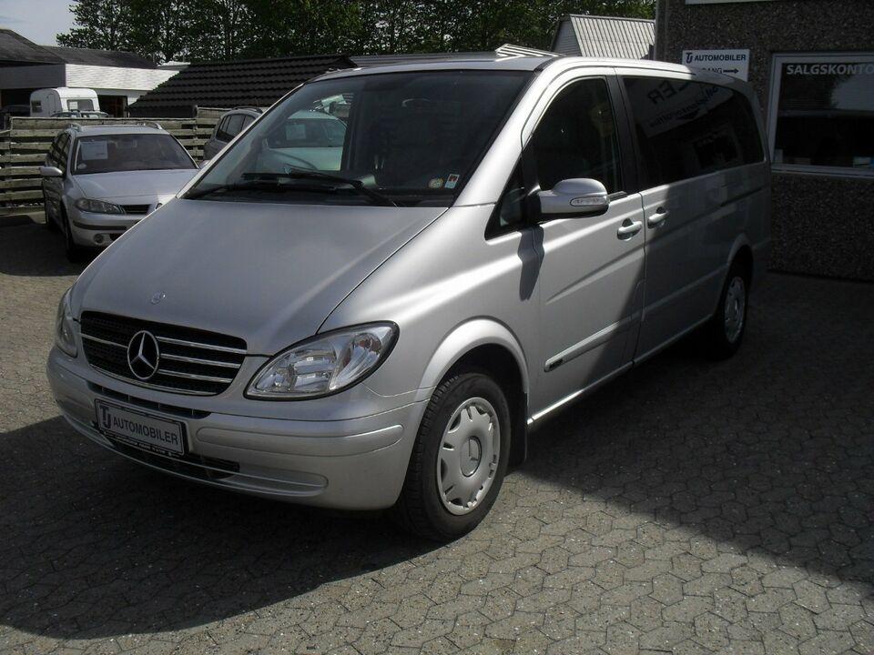 Mercedes Viano 2,2 CDi Ambiente aut. lang Diesel aut.