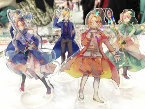 APH AXIS Power Hetalia Dover religieux acrylique Display Stand 2-Side Cadeau BE