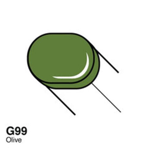 Copic SINGLE Sketch G99 Oliva