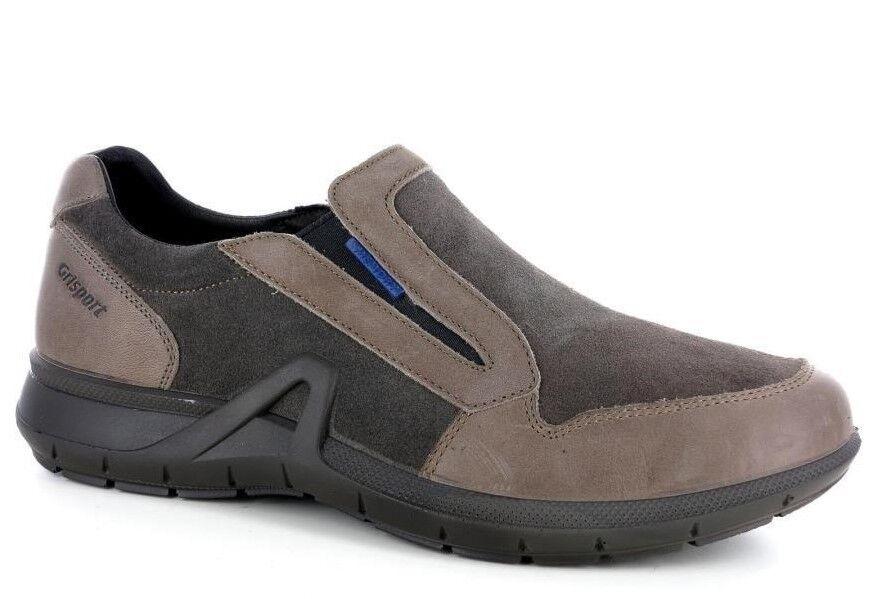 Zapatos grisPORT 43108 43108 43108 COL TAUPE  SLIP ON SENZA LACCI MEMORY FOAM ANTISTATICA e14e4f