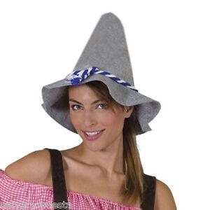 Cappello grigio da BAVERESE con cordincino