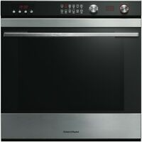 Fisher & Paykel Ob60sl11dcpx1 60cm Pyrolytic Oven