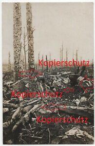 WK1-Foto-Flandern-Schuetzengraben-Stellungen-Kampfgebiet-Front-Gren-Regt-123-2617