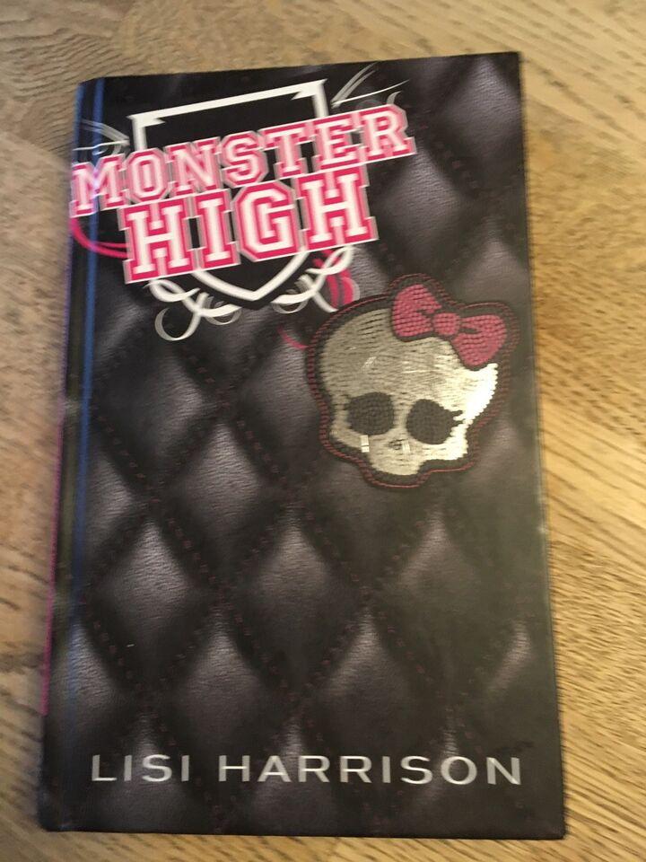 Monster high, Lisi Harrison, genre: ungdom