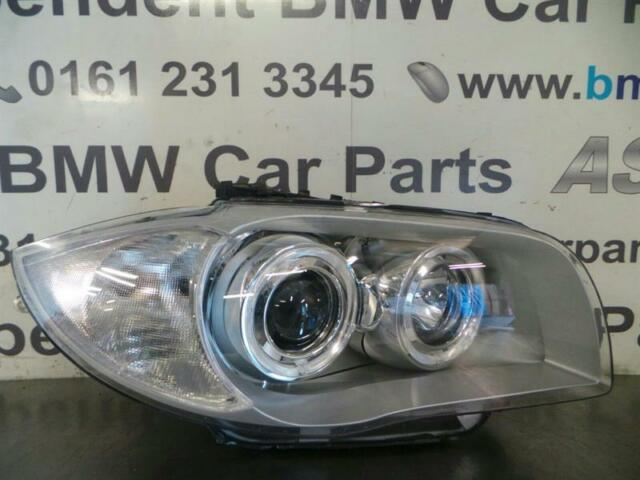 BMW 1 SERIES 4 E87 Driver Side Right O//S Headlight Headlamp Front Lamp