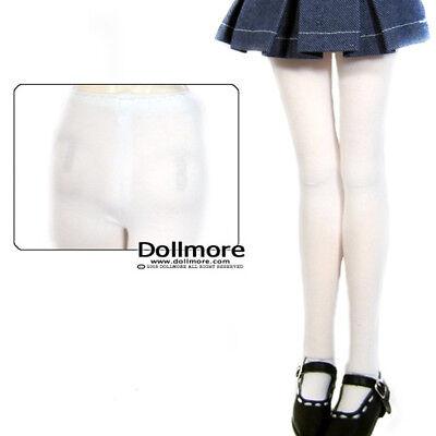 Dollmore 1//3 BJD SD White Panty cotton stockings