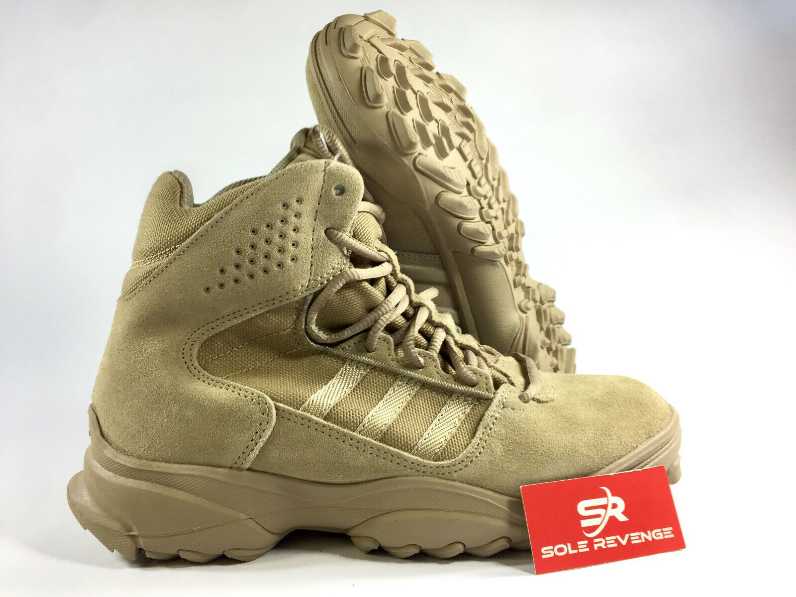 New Adidas Sport GSG9 Desert Low Combat Boots Military SWAT shoes GSG 9.3 U41774
