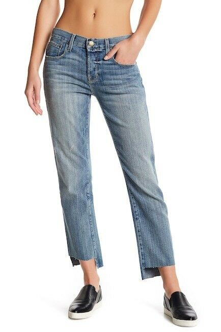 NWT Current Elliott The Credver Straight Leg Jean 26