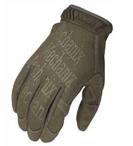 Ehrlich Us Mechanix Wear® Original® Handschuhe Army Tactical Line Gloves Coyote Xxl