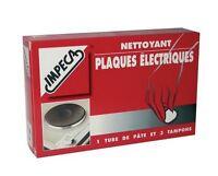 Nettoyant Plaques Electriques Plaque Cuisson Chauffante Impeca