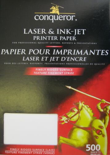 Conqueror A4 100gsm Printing Papers 4 Textures Available