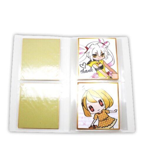 Mini Shikishi Holder//File Large Capacity ART//Colored Paper Storage DRAGON BALL