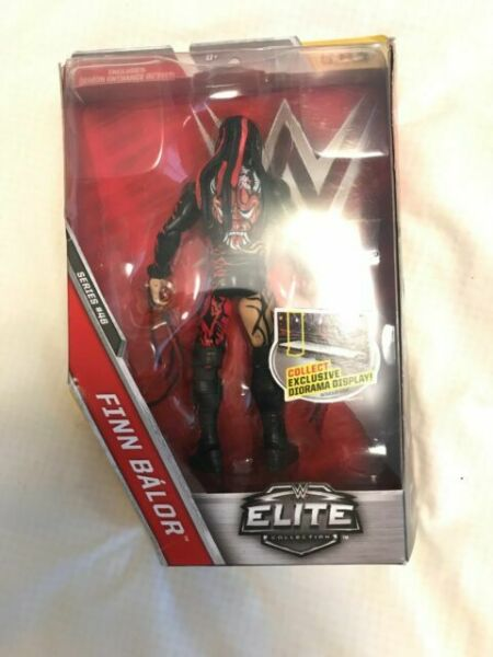 Mattel WWE Elite Collection Series #46 NXT Finn Balor Beast in the East PPV
