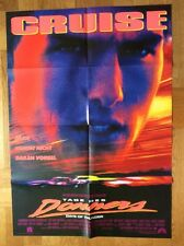 Tage des Donners (Kinoplakat '90) - Tom Cruise / Nicole Kidman