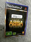 SingStar ABBA (PlayStation 2, 2008)