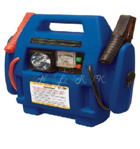 Compresor De Inicio Salto De Coche Batería De Refuerzo Arrancador Boost 400A 12v fuente portátil
