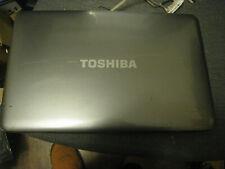Advent Verona Red Laptop Top Lid LCD Cover 50GI30040-90 83GI30050-80