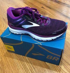 Buy \u003e brooks purple sneakers - OFF 64