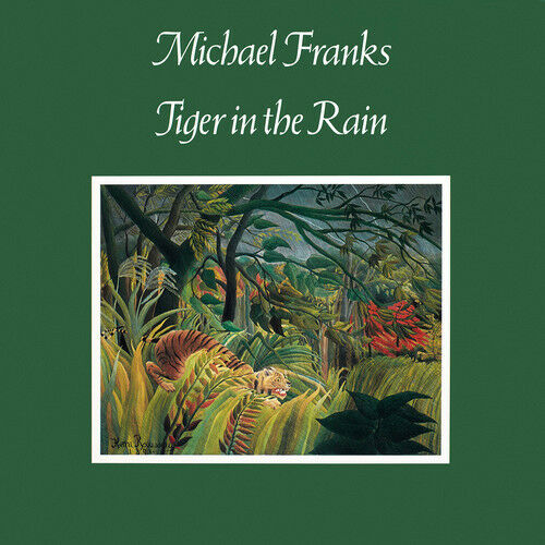Michael Franks - Tiger in the Rain [New CD] Ltd Ed, Mini LP Sleeve, Rmst, Collec