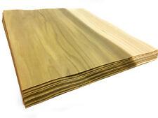 15-17 0,8qm Furnier Holz Tulpenbaum Heimwerken Deko basteln Holzscheiben Schmuck