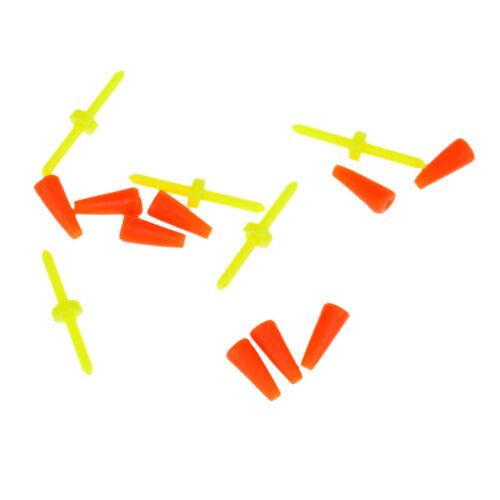 5 Stücke Schwimmende Bobber Stopper Schwimmende Bobber Angeln Anti Wind Bar