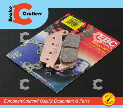 2014-2017 INDIAN CHIEF CLASSIC REAR EBC HH RATED SINTERED BRAKE PADS