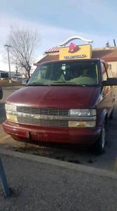 2004 Chevrolet Astro passenger van for sale