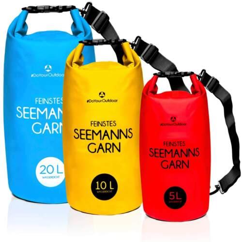Survival Bag Seesack Dry Bag Wasserdichte Trockentasche Trockensack
