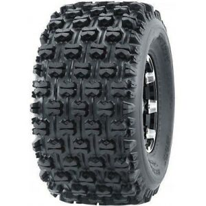 22x11-9 22x11x9 set of 2 New Sport ATV Tires 10092 RAZR style GNCC DURABLE 6PR