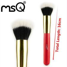 MSQ Women Goat Hair Powder Make Up Brush Stippling Foundation Makeup Brush Tools