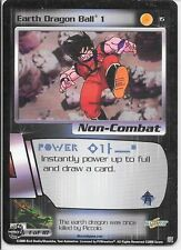 Dragonball Z TCG *Gratis Schutzhülle* | Earth dragon ball 1 #15 | 2000